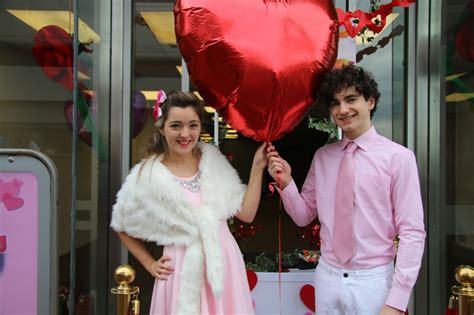 valentines day  february  motherwell shopping