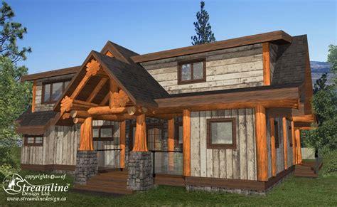 Legacy Home Design Legacy Estates Log Home Plans 1 982 Sqft Streamline Design