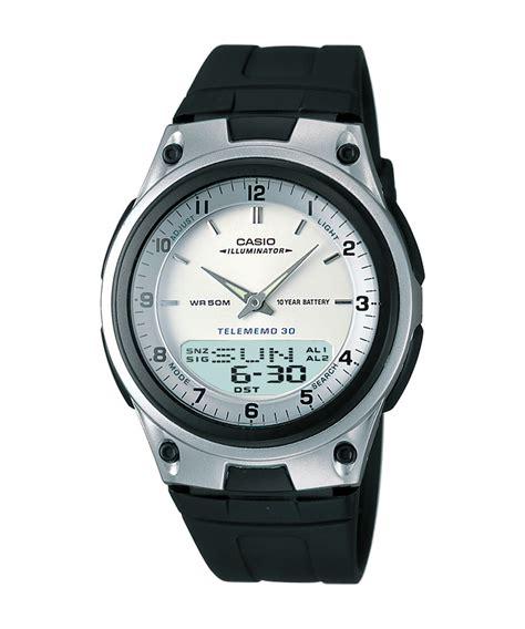 Casio Aw 80 7avdf analog digital watches buy casio youth aw 80 7avdf ad59 analog digital