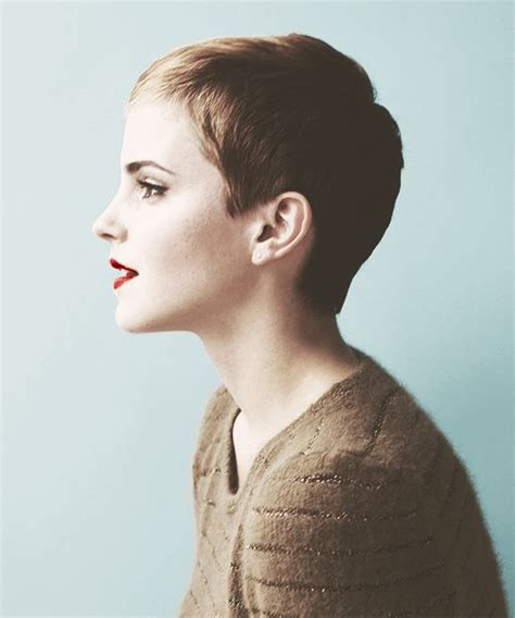 Best 25  Emma watson short hair ideas on Pinterest   Is