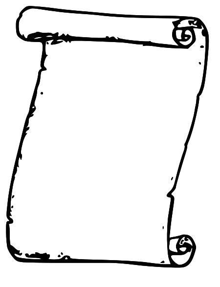 clip scroll free scrolls clipart 2 clipartix