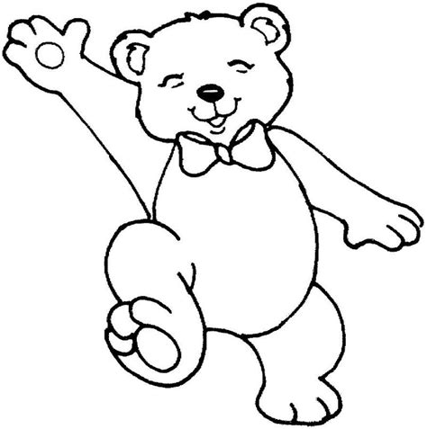 dltk bear coloring pages toy box coloring page alltoys for