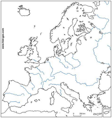 map fo europe blank map europe physical features