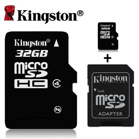 Mmc Memory Micro Sd Kingston 8 Gb aliexpress buy kingston micro sd card class 4 memory card 4gb 8gb 16gb 32gb cartao de