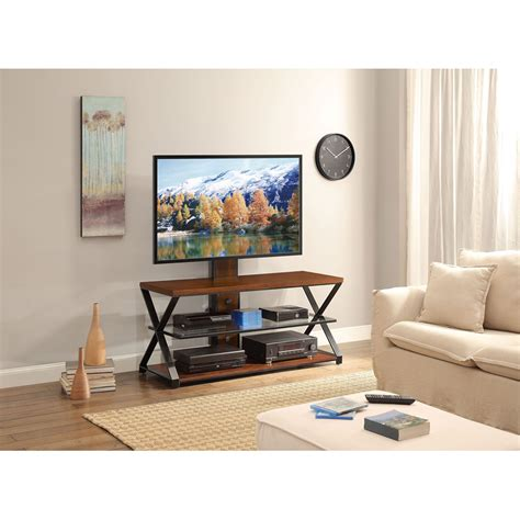 whalen tv stand with swinging mount furniture tv stand in walmart whalen flat panel tv