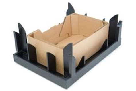 Paper Folding Jig - easy fold fixture cardboard box folder jig machine