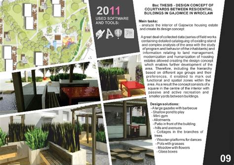 old age home design concepts landscape architecture portfolio ada fudala