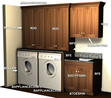 Laundry And Utility Cabinet Layout Utility Cabinets Laundry Room