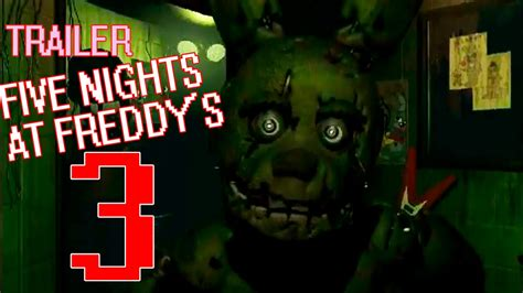 s day trailer legendado five nights at freddy s 3 trailer legendado pt br