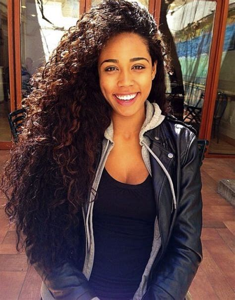 curly hair gone straight afro textured hair type fashionsizzle