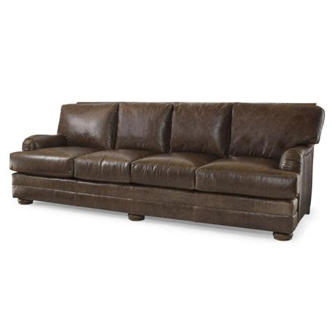century furniture sofas century lr 7600 1 century leather leatherstone large sofa