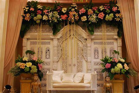 Background Wedding Jawa by 55 Gambar Dekorasi Pelaminan Minimalis Modern Dan Klasik