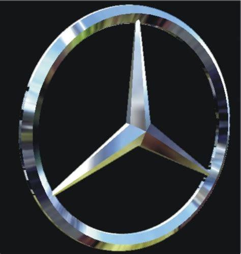 tutorial logo mercedes new mercedes benz logo stl solidworks 3d cad model