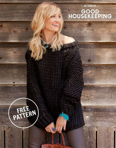 free pattern wool and the gang wonderwool sweater by wool and the gang x good