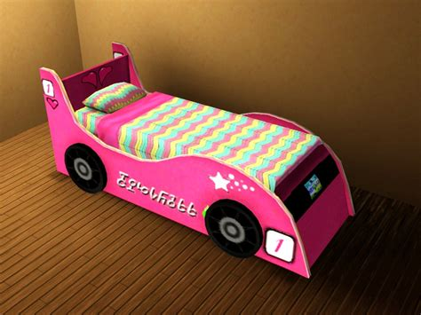 race car beds for kids mod the sims race car bed for kids teens now pets patch