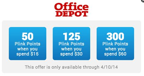 Office Depot Locations Near Me Now Fill Your Plink Slot With Office Depot Michael W Travels
