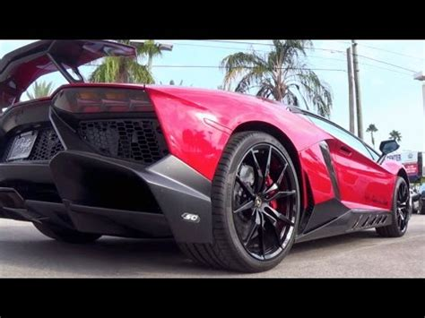 world premiere lamborghini aventador sv roadster start up revs driving youtube lamborghini aventador roadster 50th anniversary novitec torado start up and drive lamborghini