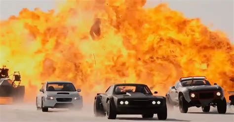 fast and furious 8 teaser odd serious ate the new fast furious 8 teaser trailer