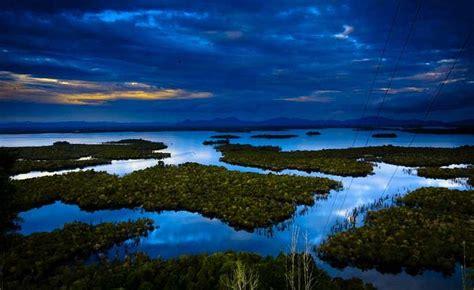 taman nasional danau sentarum hutan  atas air