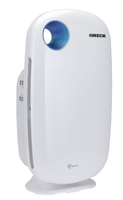 oreck airinstinct medium room hepa air purifier