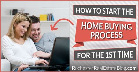 how to start the process of buying a house how to start the home buying process for the first time