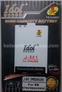 Baterai Power Jm 1 Blackberry baterai power idol jm1 premium baterai blakberry power batre power