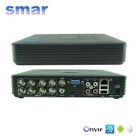 Alarm Mobil Hybrid mini 8ch d1 h 264 hdmi security system cctv dvr 8