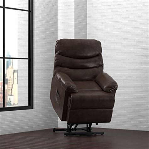 prolounger power recliner and lift wall hugger chair in