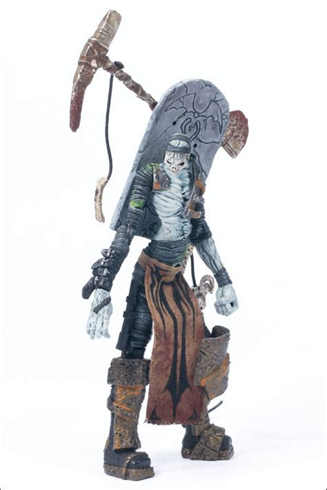 Mcfarlanetoys Spawnultraactionfigures Series8 Gravedigger 8 figuresworld gt spawn gt spawn reborn series 3