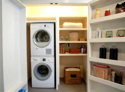 washing machine and dryer cabinets modern small laundry room stackable washer dryer with