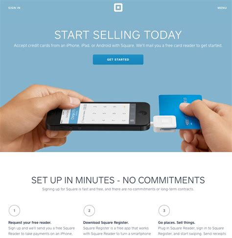 make money selling credit cards 10 exles of remarkable landing page copy