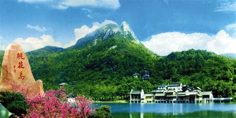 taohuayuan suzhou top places to enjoy peach blossoms in china at spring