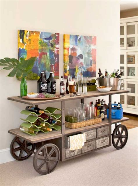 Creative Kitchen Islands by Top 23 Extremely Awesome Diy Industrial Furniture Designs