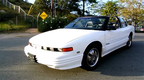 how to learn all about cars 1994 oldsmobile ciera electronic toll collection 1994 oldsmobile cutlass supreme convertible rare 1 owner 36k original miles coupe youtube