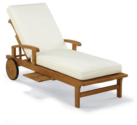 cassara outdoor chaise lounge chair with cushions