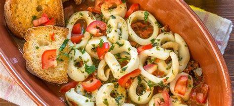 come cucinare il totano anelli di calamari in padella