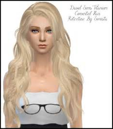 sims 4 cc for hair sims 4 custom hair tumblr