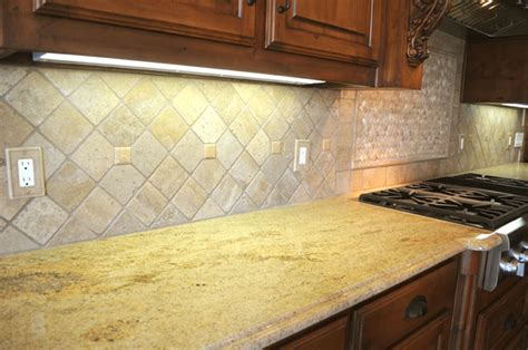 choose  tile backsplash    project