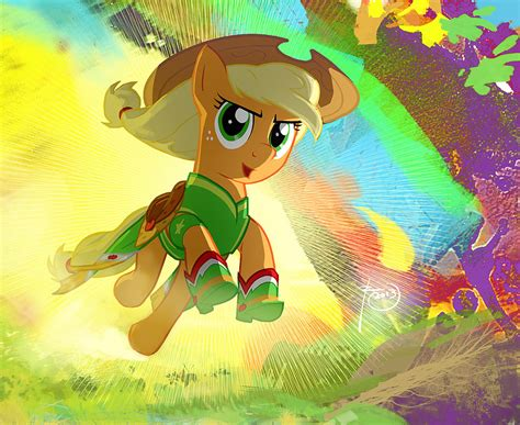 my pony painting my pony fan by kinmanchan on deviantart