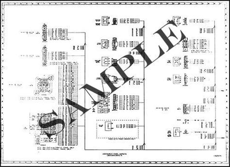 1989 gmc suburban wiring diagram wiring diagram 1987 chevy astro and gmc safari wiring diagram electrical schematic 87 oem ebay
