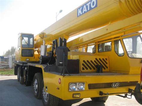 mobile kato crane used kato crane hydraulic crane
