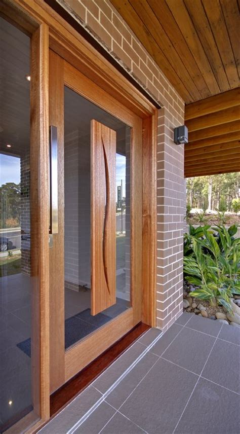 1200 wide front door mayfield display home at cameron park 1200mm wide front