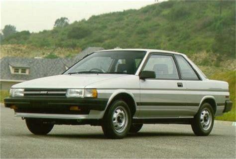 best car repair manuals 1998 toyota tercel seat position control imcdb org 1987 toyota tercel el31 in quot bio dome 1996 quot