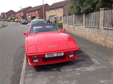 Tvr 350i Review Used 1987 Tvr Wedges For Sale In South Pistonheads