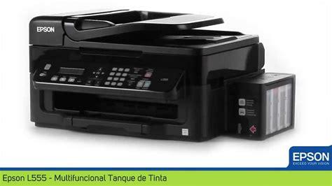 Epson L 555 impresora multifuncion epson l555 netmarket argentina
