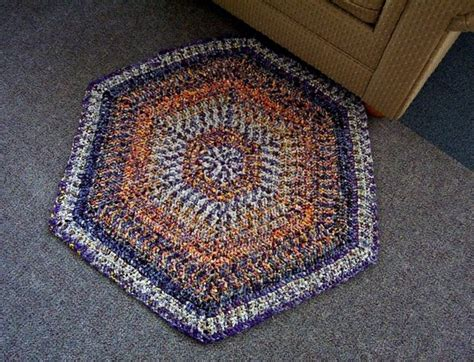 rug made from recycled plastic bags crafts