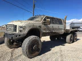 Ford Six Meet The Six The Six Door Ford F 550 Heavy D And