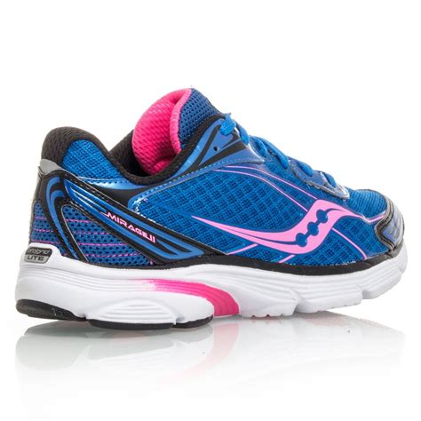 saucony progrid mirage 2 womens lightweight running