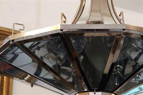 Spaceship Light Fixture 1950s Mid Century Modern Spaceship Light Fixture With Detailing For Sale At 1stdibs