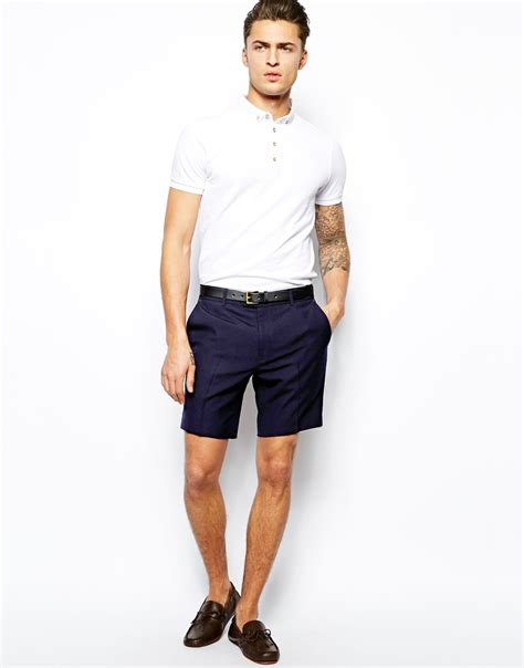 2014 men s summer fashion trends statement shorts and quot short quot shorts